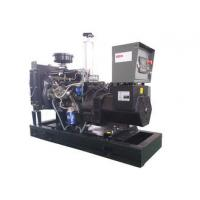 Movable CUMMINS Open Diesel Generator 64KW  / 80KVA Prime Power - Continuous Duty Operation
