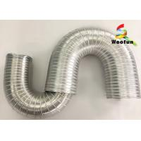 Buy cheap HVAC System Semi Rigid Aluminum Flexible Duct Pipe Air Conditioning Duct from Wholesalers