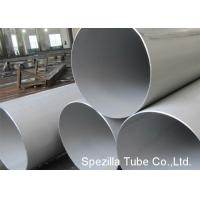 "Buy cheap ASME SA312 NPS 1/2""-24"" Welded Stainless Steel Tube TIG Pipe Grade TP321 304 316L product"