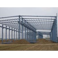 Buy cheap modular warehouse building prefabricated light steel structure shed product