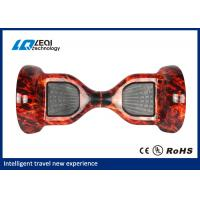 China Time Saving Electronic Self Balancing Scooter 10 Inch Wheels For Golf Course on sale