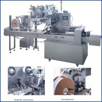 Buy cheap Hot Sale DZP-250s Automatic Multifunction Flow Packing Machine For Medicine product