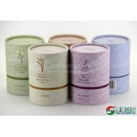 Buy cheap Paper tea can from wholesalers
