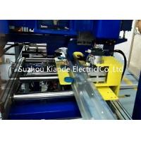 Buy cheap Automatic Busbar Assembly Line for Busway System Production riveting product