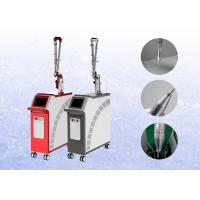 Buy cheap 100mj - 2000mj Power Permanent Eyebrow Tattoo Removal Machine , Laser Beauty Equipment product