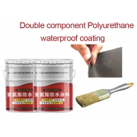 Buy cheap Multi Component Liquid Polyurethane Waterproof Coating product