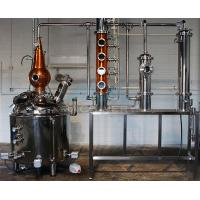 Buy cheap Customized Lcohol Distilling Equipment, Distillation Equipment product