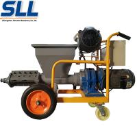 Buy cheap High Technology Cement Plastering Machine 120L 380V / 7.5kW Power product
