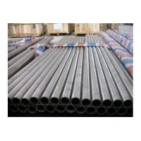 Buy cheap 6mm - 760mm Seamless Boiler Tubes Round Thin Wall Steel Tubing from Wholesalers