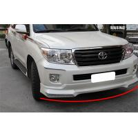 Buy cheap TOYOTA Land Cruiser 200 2012 - 2014 FJ200 Front Bumper Cover with LED Lights product