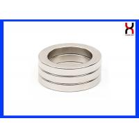 Buy cheap Permanent Neodymium Ring Magnets / Donut Magnets / Circular Magnets With Straight Hole And Countersunk Screw product