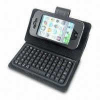 Buy cheap Support iPad/iPhone 4, 4s mini keyboard product