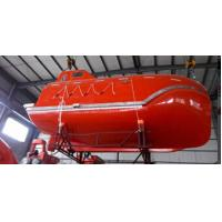 Buy cheap GRP Totally Enclosed Lifeboat with Davit product