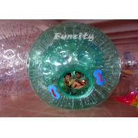 Buy cheap Exciting Colorful Rolling Dia 2.6M TPU / PVC Inflatable Zorb Ball for Land and Water with Unique Design from Wholesalers