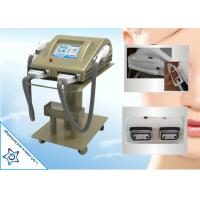 China IPL + RF Spot Handle Hair Removal / Skin Rejuvenation Equipment With Germany Lamp on sale