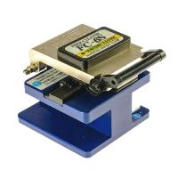 Buy cheap Blue Fiber Optic Cleaver Fiber Optic Cutting Tool For FTTH Field Assembly FC-6S product