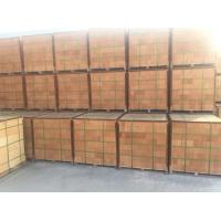 Buy cheap Yellow Color Insulation Refractory Fire Bricks For Coke Oven , Size 230 X114x 65 Mm product