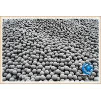 Buy cheap High hardness Forged steel grinding balls for Mining , mine and cement from Wholesalers