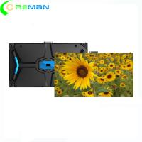Buy cheap Indoor HD Led Display 600 X 338 , Cabinet Stage Led Screen HDMI DVI VGA Input product