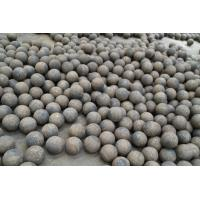 Even hardness and unbreakable 40mm Steel grinding media / Forged Grinding Ball