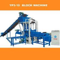 China Cement Block Machine - YP3-10 on sale
