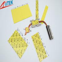 Buy cheap Hot selling China factory price thermal gap filler pad 1.5mmT for mother board's heat sinking in NB product