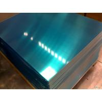 Buy cheap Above 0.5mm Thickness Customized Aluminum Sheet Metal With Cold Casting Mill Finished from Wholesalers