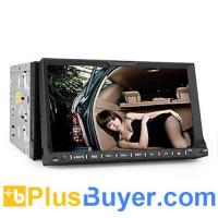 Buy cheap 2 DIN 7 Inch Car DVD Player (GPS, TV, Bluetooth, RDS) product