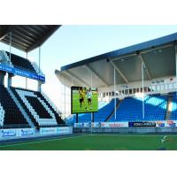 Buy cheap P8 Stadium Perimeter LED Live Broadcast Screen Display Board High Brightness product