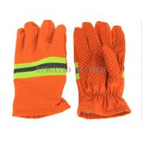 Buy cheap Industrial Long Heat Resistant Kevlar Welding Work Gloves Thermal Insulation product
