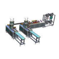 Buy cheap 17.5cm*9.5cm non woven Face Mask Making Machine product