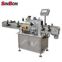 Buy cheap Vertical Round Bottle Labeling Machine labeling machine round bottles product