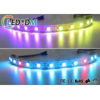 Buy cheap WS2812B Addressable LED Strip Lights , DC 5V Digital RGB LED Strip product