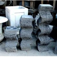 China garden marble water feature on sale