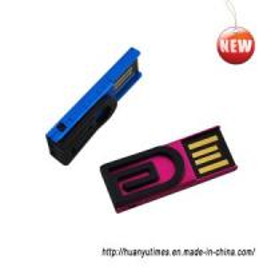 China New Design Mini Clip USB Flash Drives (M-USB419) on sale