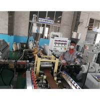 Buy cheap PP PE WPC Decking Outdoor Floor Making Machine Production Line 1 Year Warranty product