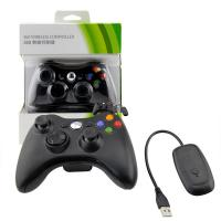 Buy cheap Two AA Batteries XBOX 360 Game Controller 2.4GHz Wireless Bluetooth Gamepad product