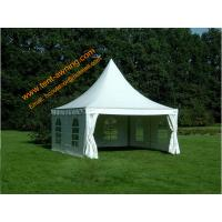 China 10' x10' Fireproof Wedding  Party Event  Tent  High Peak Tent Canopy on sale