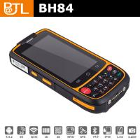Buy cheap BATL BH84 nfc 3g wifi 1D/2D barcode GPS 5200 mah outdoor military handheld gps survey from Wholesalers