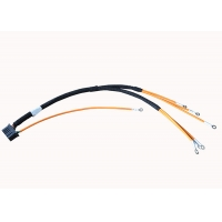 Buy cheap 600V 20 AWG 7 Pin 1.5mm Industrial Wiring Harness product