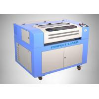 Buy cheap Woodworking Machining CO2 Laser Engraving Machine 40W / 60W CO2  6040 3D Crystal product