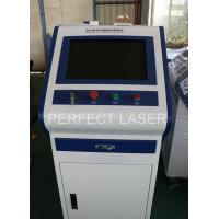 Buy cheap Fiber Optic Laser Cutting Machine , Small Low Use Cost Machine product