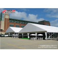China 750 Person Wedding Marquee Tent Fabric Structures Tent Long Service Life on sale