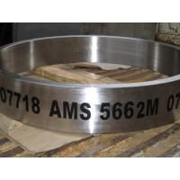 Buy cheap AMS 5662M UNS N07718 / Inconel 718 Nickel Alloy Corrosion and Heat-Resistant Ring product