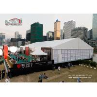 Buy cheap 20 Meters Luxury Wedding Marquee Hire With ABS Walls For Parties product