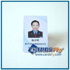 Buy cheap print id card product