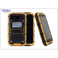 Buy cheap 4.3 Inch QHD Military Spec Mobile Phone With Auto Focus Camera 1G RAM + 8G ROM product