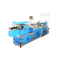 Buy cheap High Speed Full Automatic Disposable Ear Cover Making Machine product