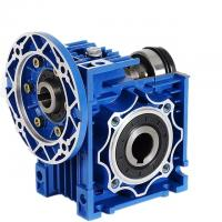Buy cheap High Torque Worm Gear Reduction Gearbox Steel / Cast Iron Material product