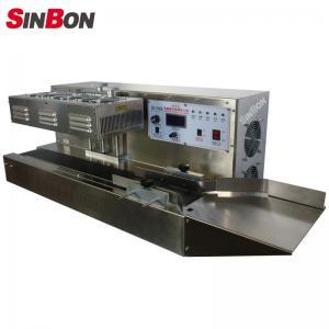 Buy cheap SINBON induction aluminum foil sealing machine aluminum foil sealing machine product